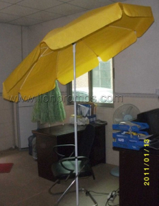 Rotateable Head Sun Proof Beach Umbrella