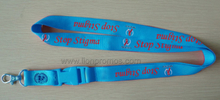 United Nation MONUSCO Staff Lanyard