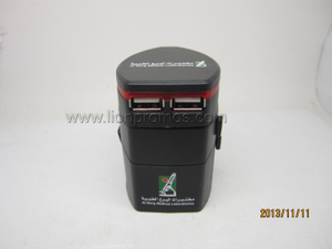 AI Borg Medical Laboratory Universal Travel Adapter