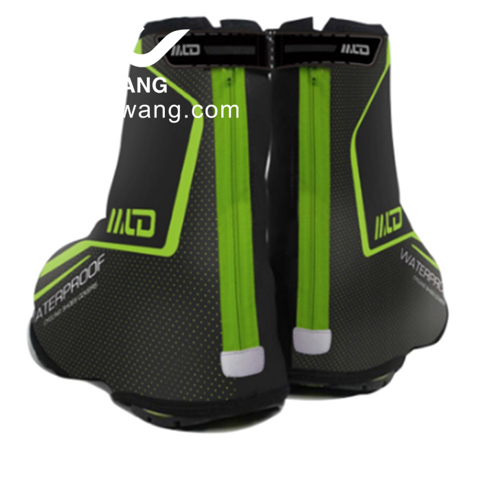 Hot Sale Cycling Waterproof Shoes Over High Elastic Windproof Shoes Cover