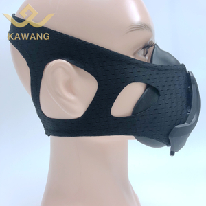 Kawang sport fitness high alititude training running oxygen control face mask