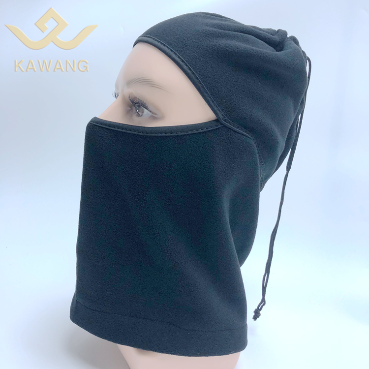 Kawang outdoors snowboard fleece balaclava bike helmet face mask for winter