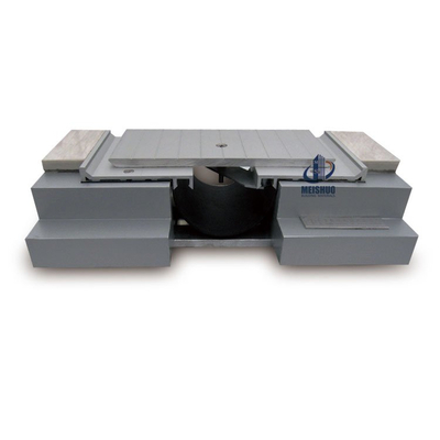High load aluminum plate expansion joint for floor MSDGCA-1