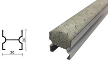 金剛砂地下室防滑坡道防滑條-20*20 mm