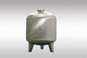 Vertical Double-Layer Heat-Keeping Distilled Water Tank