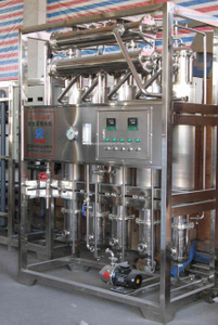 Semi-automatic Distilled Water Machine