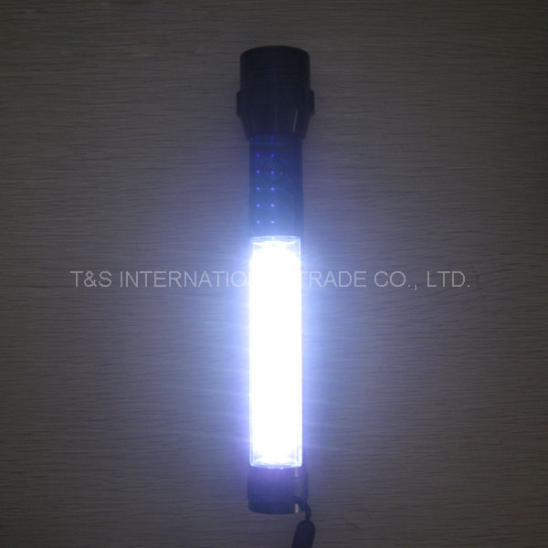 Multi Function 1W LED Flashlight