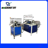 Automatic Mattress Border production line measuring, marking and cutting