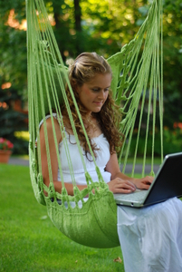 Hammock Recliner Chair With Cushion