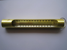 Copper Case Cup Thermometers