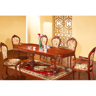 Wooden Table and Wood Chair for Dining Room Furniture Sets (H808A)