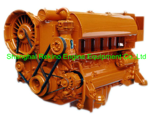 Deutz F4L413FR Air cooled diesel engine motor