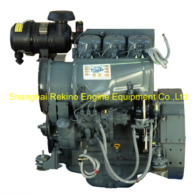 Deutz F3L912 Air cooled diesel engine motor for generator water pump