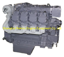 Deutz BF8M1015CP-LA G3B 500KW diesel engine motor for 60HZ generator