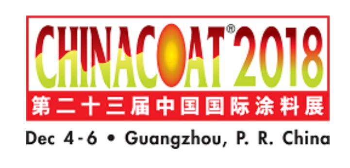 Chinacoat 2018 Guangzhou China