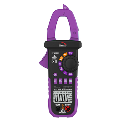 AC/DC Clamp Meter ST2108A (True RMS)
