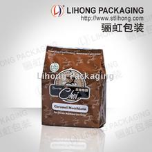 Back Seal Coffee Packing Bag