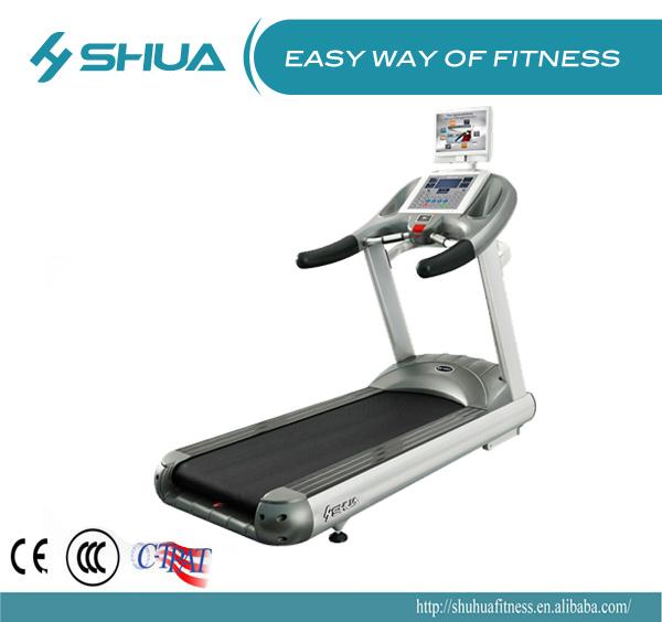 Commercial treadmill with TV Rack SH-5906 - Buy commercial treadmill