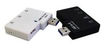 USB 3.0 Combo for Card Reader&Hub