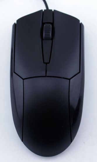 3D Optical USB Computer Mouse with Big Size for Computer