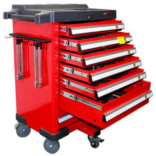 Auto-body Repair Tool Trolley Set-6686