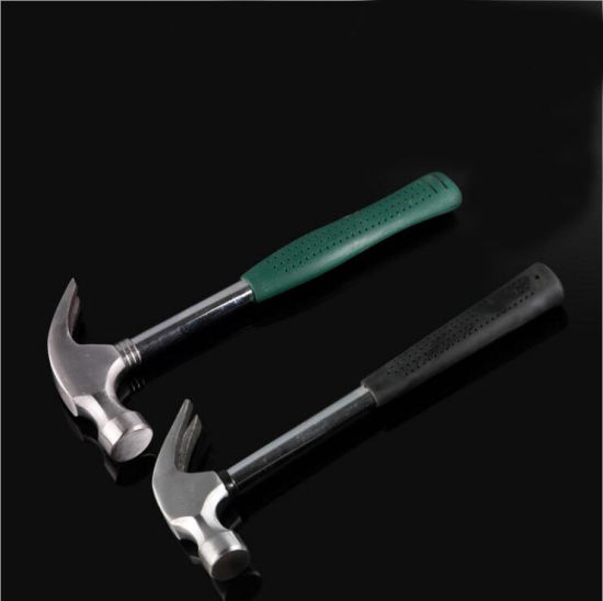 Hand Tools Claw Hammer with Steel Handle