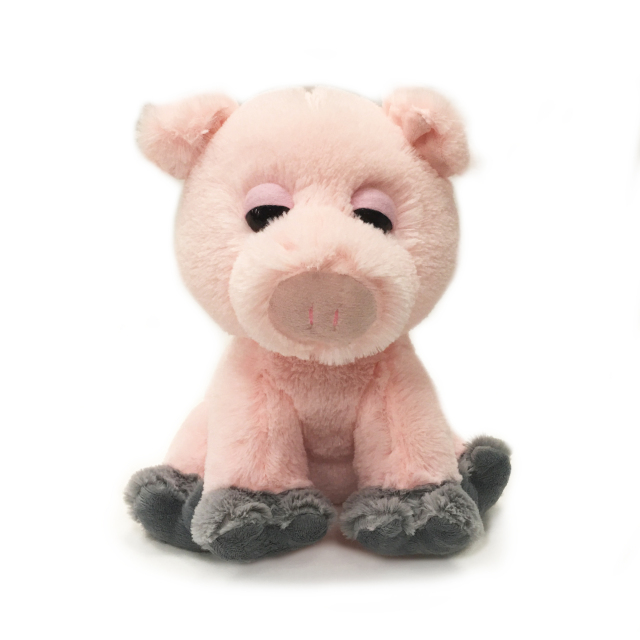 Soft And Lovely Pink Plush Toy Pig