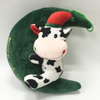 Creative Toy Little Cow with Moon Star Super Soft Toys