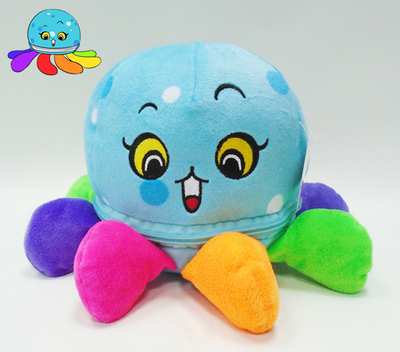 Best Kids Gifts Plush Octopus Toy Cloth Book