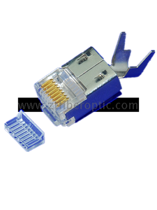Factory Price CAT6a/CAT7 shielded RJ45 connector
