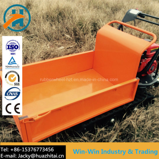 All Terrain Mini Dumper with Crawler
