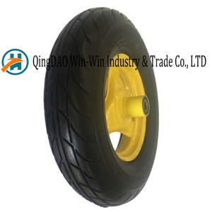 Tubeless Wheel for Wheelbarrow (4.00-8)