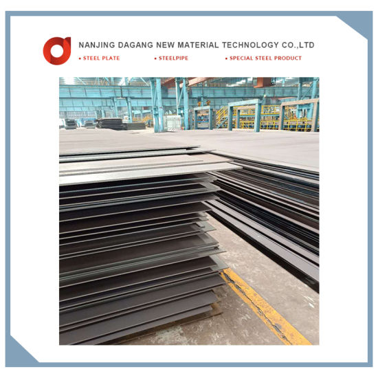 Corrosion Resistant Steel Plate for Cargo Oil Tank of Crude Carrier