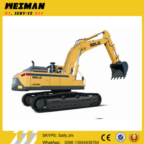 Brand New Heavy Equipment Excavator LG6440e for Sale