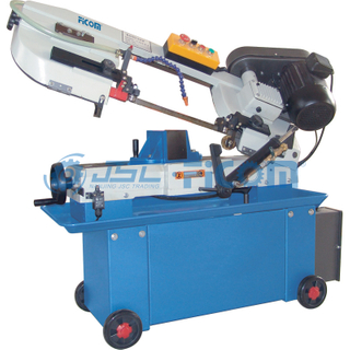 BS712A Belt Driving Metal Band Saw