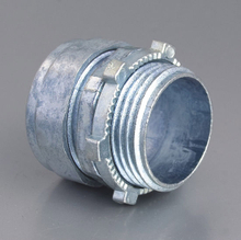 EMT Connector Compression Zinc Die Cast