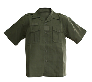 1110 Military Short-Sleeve Shirt+Pants