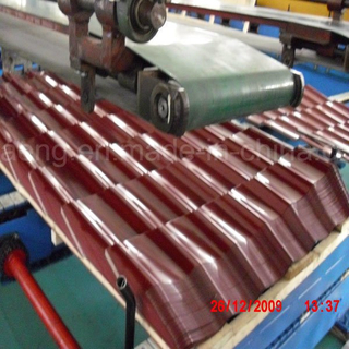 665-1070mm Width Prepainted Galvanized Roof Sheet with Factory Price