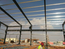 Cheap Steel Structure Shed/Workshop/Building Godown From China