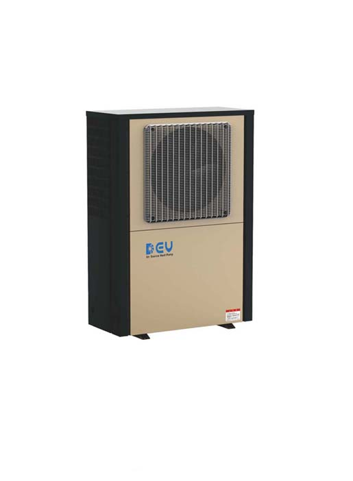 Residential All-in-one Heating and Cooling 11KW