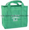 Nonwoven Shopping Bags Green Color (LYN69)