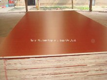18mm Building Materials First Grade Film Faced Plywood (HB1606)