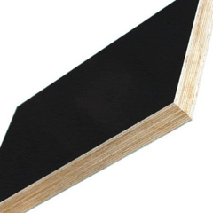 18mm Marine Plywood Black Film Poplar Core First Grade