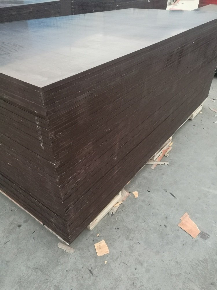 18mm Hardwood Core Film Faced Plywood for Constructions