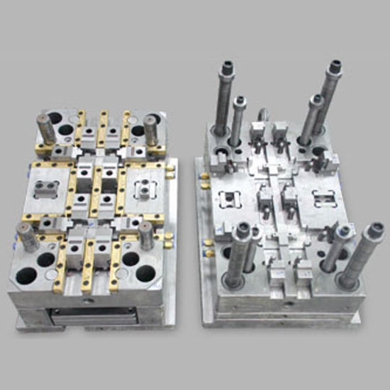 CNC Auto Parts Plastic Molding, Car Accessories Plastic Injection Mould