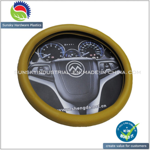 Anti-Slip Silicone Steering Wheel Cover (SI11012)