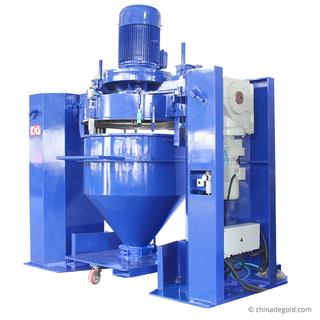 水牛闪电appCM系列1000L容积式旋转分散混合机