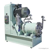 水牛闪电appZM-K系列纳米级60L棒销卧式纳米砂磨机