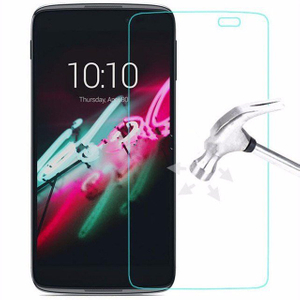 3D Tempered Glass Screen Guard Anti-Shatter Film for Pop C1/C5