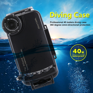 New Product 40m Waterproof Dirtproof Phone Case Protective Phone Case for IPhone X